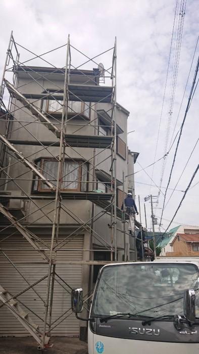 山科区一軒家改修工事1